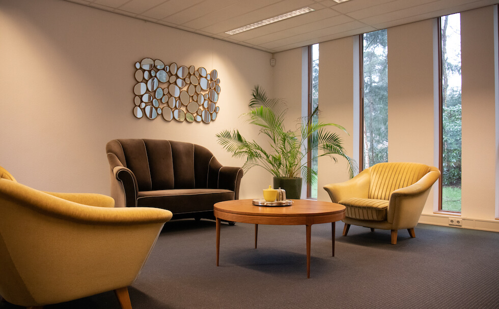 Interview ruimte & Female Capital